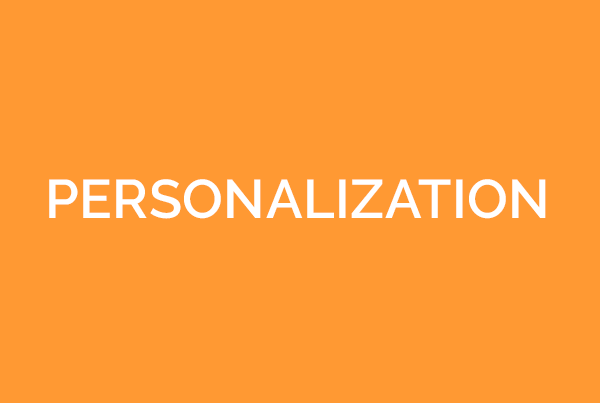 Personalization-Hover